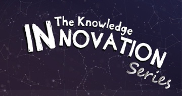 "OKMD THE KNOWLEDGE TALK : ""The Knowledge INNOVATION Series."""