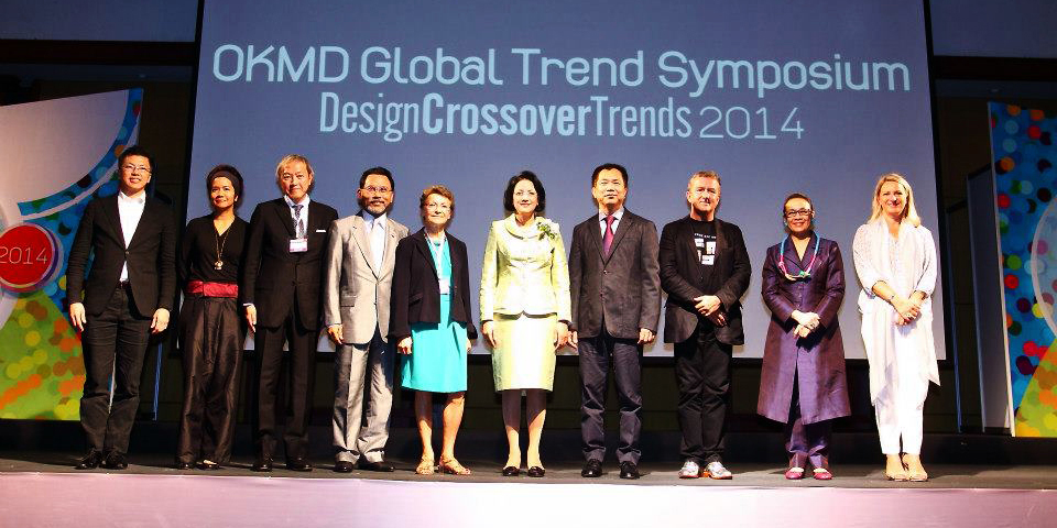 OKMD Global Trend Symposium: The Design Crossover Trends Implication toward 2014